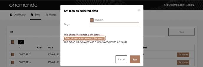 set-tags