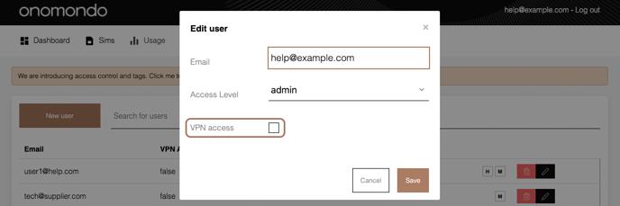 vpn-access